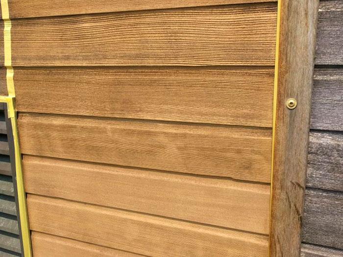 Dégriseur de bois pour palissade