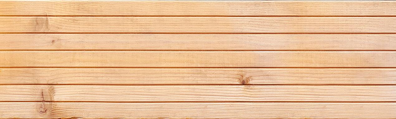 lame de terrasse en pin thermowood rainurée