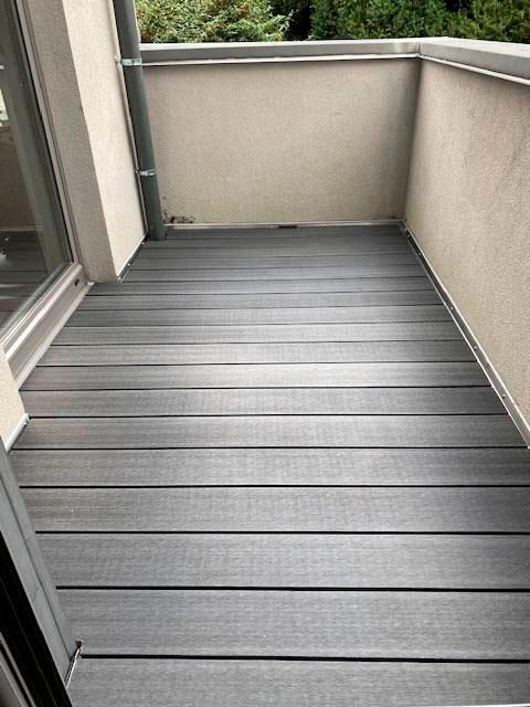Balkon terras vloeren