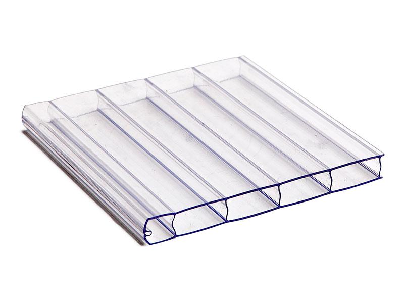 toit de véranda transparent